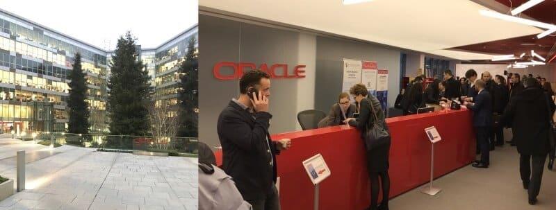 Social Selling Forum 3ème édition chez Oracle