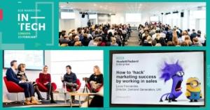 B2B Marketing InTech - Londres le 23 Février 2017