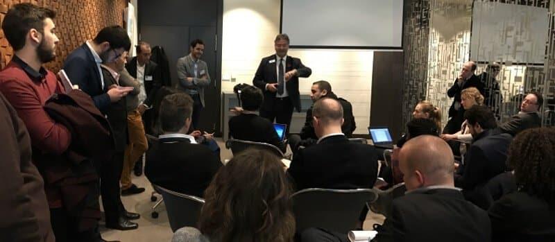 Social Selling Forum : atelier bonnes pratiques des Social Sellers