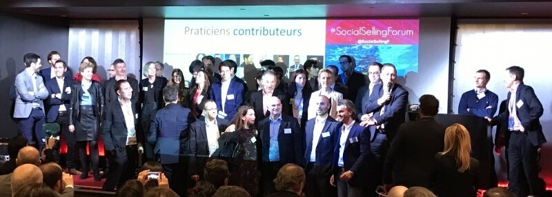 Social Selling Forum : citations des contributeurs