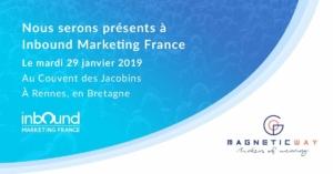 Inbound Marketing France 2019 : 1er évènement de l'Inbound Marketing en France